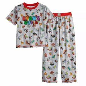 Ryan's World Pajama Set